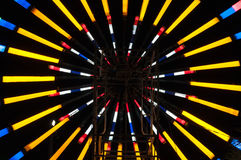 Абстрактный свет пожара Стоковые Фото