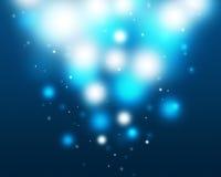 абстрактный свет предпосылки Стоковые Изображения RF