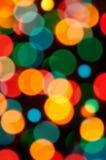 абстрактный свет предпосылки Стоковая Фотография RF