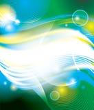 абстрактный свет предпосылки Стоковые Фотографии RF