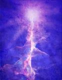 абстрактный свет Стоковые Изображения