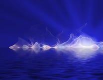 абстрактный свет Стоковые Фотографии RF