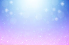 абстрактный свет bokeh Стоковые Фотографии RF
