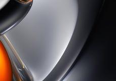 абстрактный серый цвет предпосылки Стоковое Изображение RF