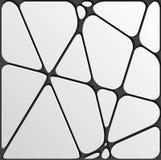 абстрактный серый цвет предпосылки Дизайн иллюстрации вектора современный Стоковые Изображения RF