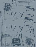 абстрактный серый цвет Стоковое фото RF