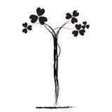 абстрактный символ природы предпосылки Стоковые Изображения RF
