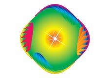 абстрактный символ Стоковые Изображения