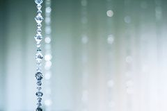 абстрактный слепой кристалл Стоковая Фотография