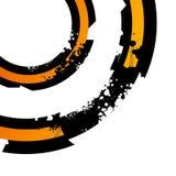 абстрактный сломанный предмет Стоковое фото RF