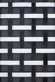 Абстрактный состав переплетаннсяых железных нашивок Стоковая Фотография RF