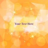 Абстрактный состав Поверхность рамки текста, дизайн крышки Полигональный значок космоса Шрифт титульного листа вектора Текстура ф иллюстрация штока