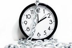 Абстрактный состав подачи времени времени Стоковое фото RF
