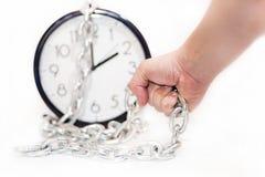 Абстрактный состав подачи времени времени Стоковая Фотография RF