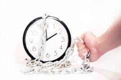 Абстрактный состав подачи времени времени Стоковые Фото