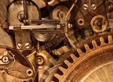 Абстрактный стилизованный коллаж Стоковое фото RF