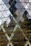 абстрактный строя london самомоднейший Стоковая Фотография