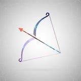 Абстрактный творческий вектор концепции Для сети и передвижного содержания на предпосылке, необыкновенный дизайн шаблона, плоский Стоковые Изображения