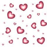 абстрактный текст космоса картины влюбленности изображения иллюстрации сердца принципиальной схемы Стоковое Фото