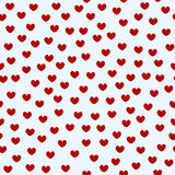 абстрактный текст космоса картины влюбленности изображения иллюстрации сердца принципиальной схемы Безшовная предпосылка влюбленн Стоковая Фотография RF