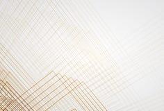 абстрактный техник предпосылки Футуристический интерфейс технологии Vecto Стоковое Изображение RF