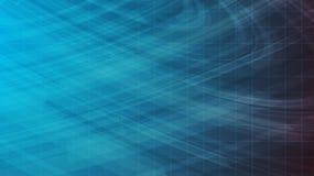 абстрактный техник предпосылки Футуристический интерфейс технологии Vecto Стоковые Фотографии RF