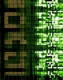 абстрактный техник соединений Стоковая Фотография RF