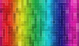 абстрактный тип блока предпосылки Стоковая Фотография RF