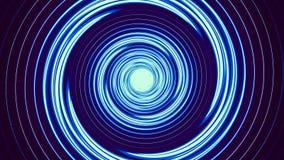 Абстрактный тоннель кольца
