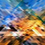 Абстрактный треугольник bg41 Иллюстрация штока