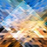 Абстрактный треугольник bg42 Иллюстрация штока