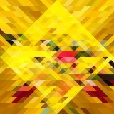 Абстрактный треугольник bg37 Иллюстрация штока