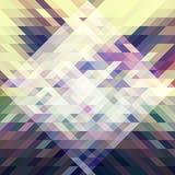 Абстрактный треугольник bg35 Иллюстрация вектора