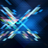 Абстрактный треугольник bg26 Иллюстрация штока