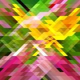 Абстрактный треугольник bg7 Иллюстрация вектора