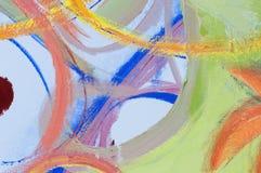 абстрактный тропик Стоковые Фотографии RF