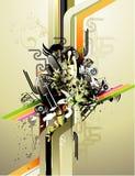 абстрактный урбанский вектор иллюстрация штока