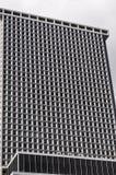 Абстрактный фасад здания Стоковое Фото