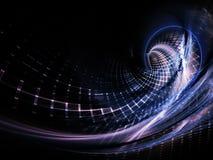 абстрактный фиолет черноты предпосылки Стоковые Изображения RF