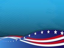 абстрактный флаг Стоковые Фото