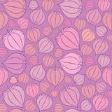 Абстрактный флористический орнамент. безшовная картина Стоковые Фото