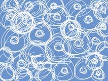 абстрактный фристайл предпосылки Стоковое фото RF