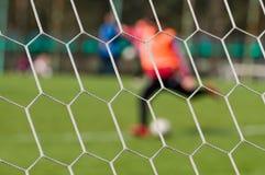 абстрактный футбол предпосылки стоковые изображения rf