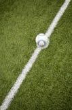 абстрактный футбол Стоковое Фото