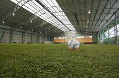 абстрактный футбол Стоковое Изображение RF