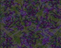 Абстрактный флористический текстурный дизайн Стоковое Изображение RF