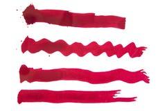 Абстрактный ход краски масла предпосылки с космосом для вашего собственного tex Стоковое Фото