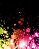 абстрактный цветастый свет Стоковые Изображения RF