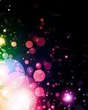 абстрактный цветастый свет Стоковое фото RF