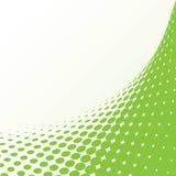 абстрактный цветок конструкции aqua стоковая фотография rf